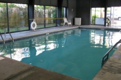 Indoor pool at Windward Pointe